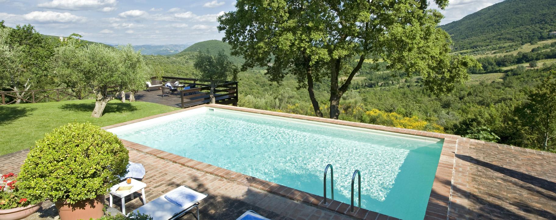 Location villa italie piscine