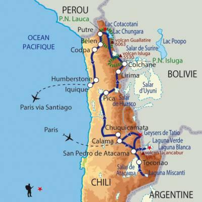 Chili voyage
