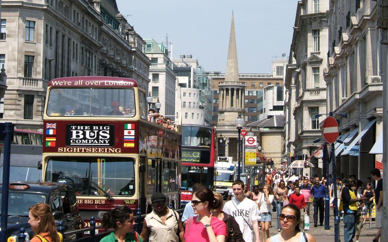London-Oxford-street