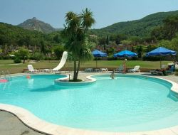 Village de vacances en italie