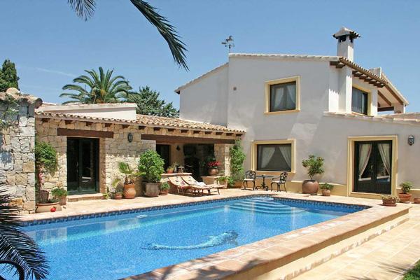 Vacance en espagne villa