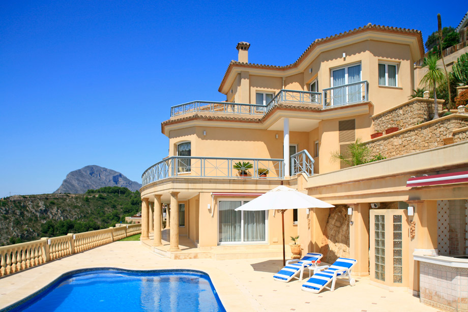 Villa de vacances en espagne vacance espagne villa experience voyage for Villa vacances piscine