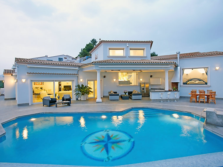 Location maison nord espagne vacances tout compris en - Villa a louer en espagne avec piscine ...