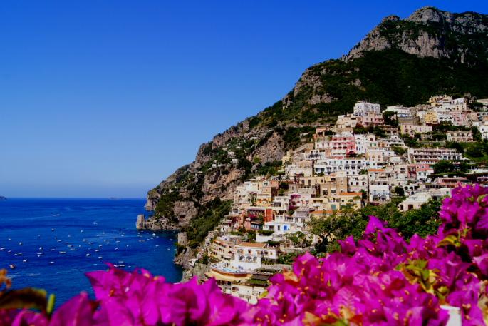 Voyage capri italie