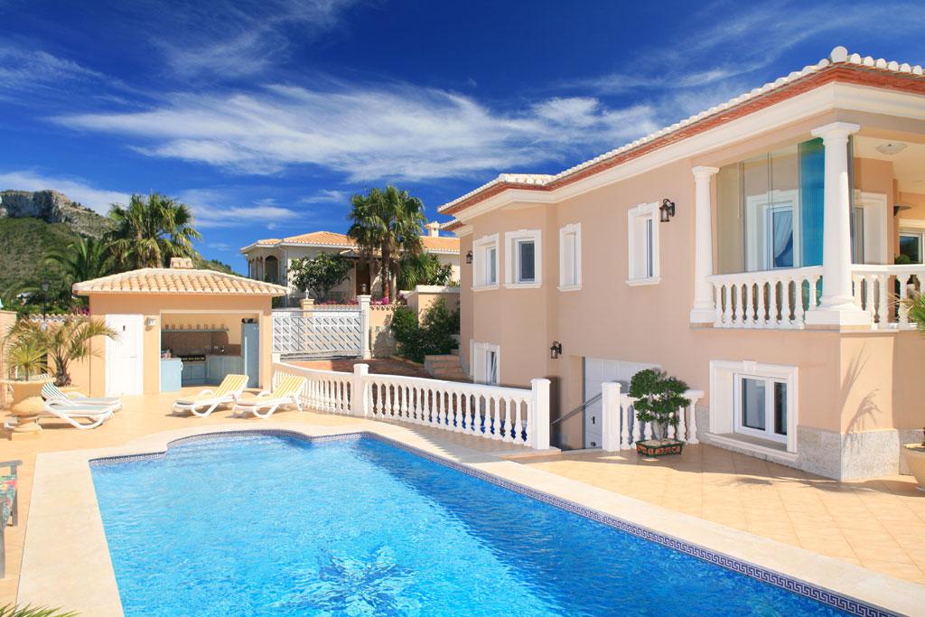 Vacances en espagne bord de mer appartement en espagne pas - Location maison espagne avec piscine ...