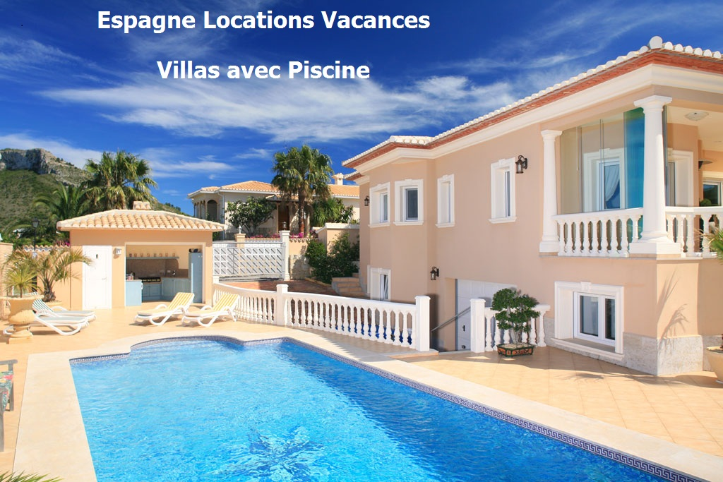 Reserver Villa Espagne Appartement De Vacances En Espagne