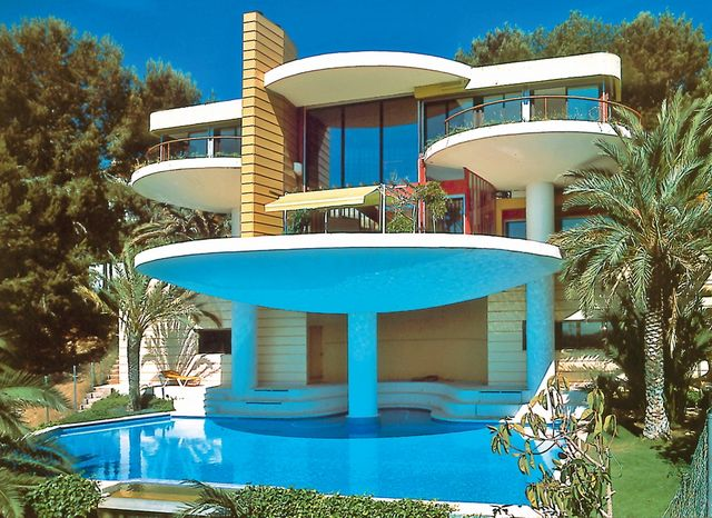 Location villa espagne costa brava villa location vacances - Villa a louer en espagne avec piscine ...