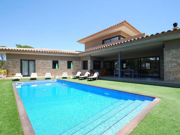 Location villa espagne piscine vacances aout 2016 espagne - Maison a louer barcelone avec piscine ...